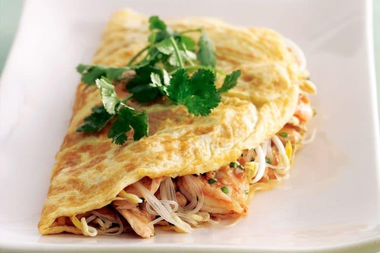 faire omelette