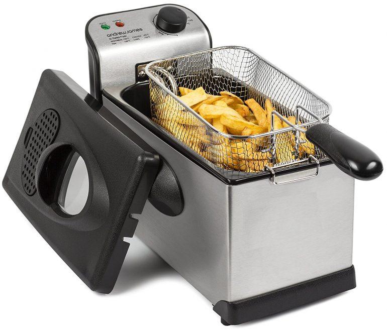 nettoyer friteuse electrique