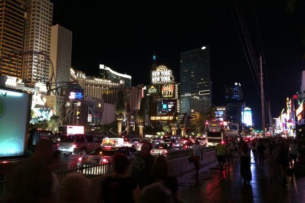 Etre au casino