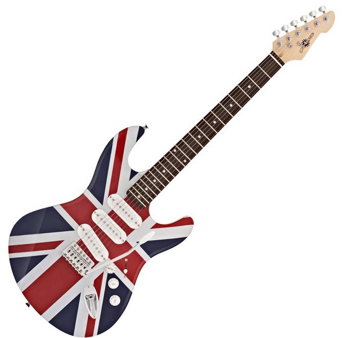 guitare electrique de qualite