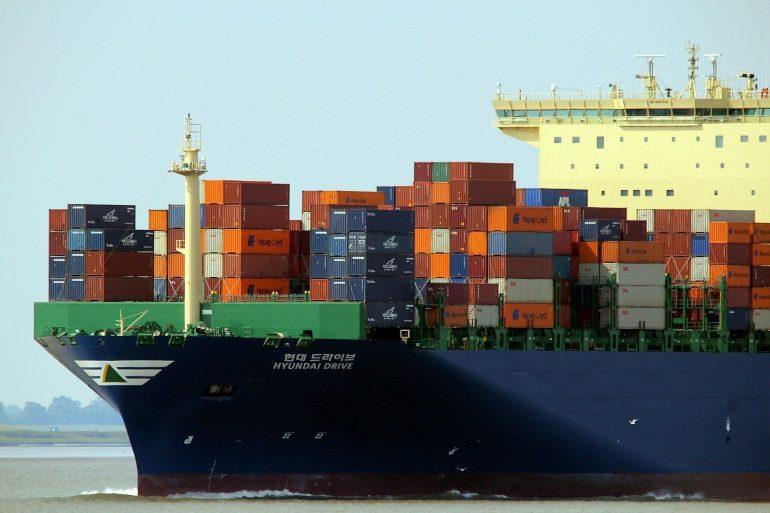 tarif fret maritime